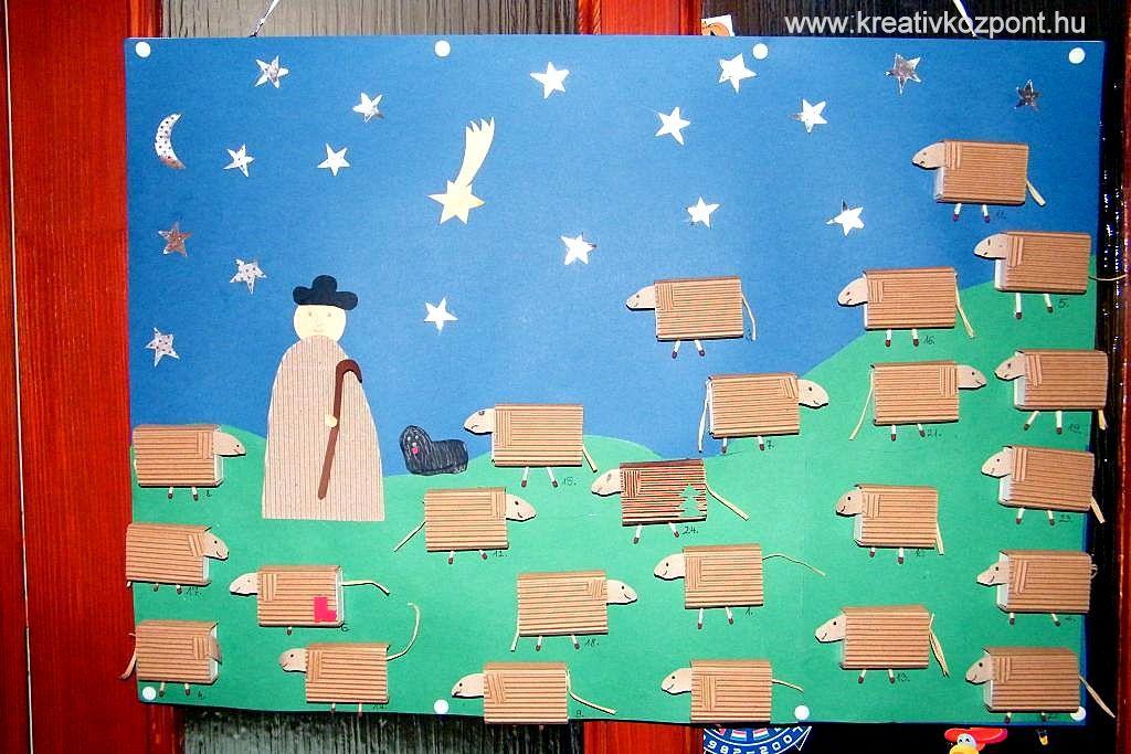 adventi naptár készítése gyufásdobozból Adventi naptár gyufásdobozból | Kreatív Központ adventi naptár készítése gyufásdobozból