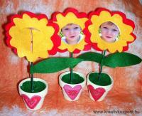 Anyák napi pályázat - Az el nem múló szeretet virágai