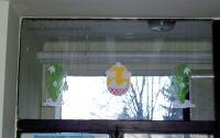 Húsvéti pályázat - Hóvirág ablakdísz