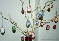 Húsvéti pályázat - Horgolt tojások húsvétra
