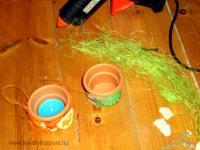 Húsvéti pályázat - Vidám asztali dísz - Hozzávalók