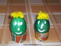 Húsvéti pályázat - Tojás család