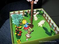 Húsvéti pályázat - Húsvéti kert