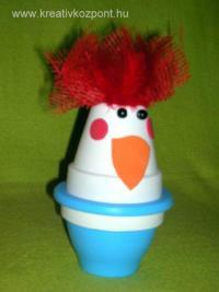Húsvéti pályázat - Húsvéti kakas