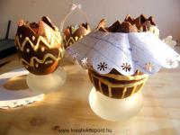 Húsvéti pályázat - Hímes tojás újratöltve - Szoknya