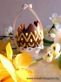 Húsvéti pályázat - Hímes tojás újratöltve - Kész