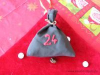 Karácsonyi pályázat - Adventi naptár - Zsákocska
