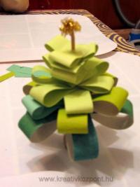Karácsonyi pályázat - Asztali dísz - Kész