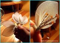 Nyári pályázat - Harisnya virág - Készülőben