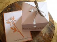 Anyák napi pályázat - Ajándék doboz és köszöntő lap - Kész