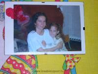 Anyák napi pályázat - Díszes képtartó anyák napjára
