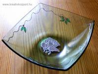 Anyák napi pályázat - Rózsás üvegtál