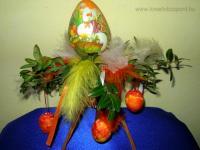 Húsvéti pályázat - Húsvéti asztali dísz - Kész