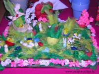 Húsvéti pályázat - Húsvéti asztali dísz