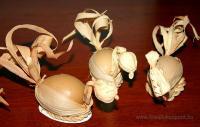 Húsvéti pályázat - Csuhé tyúkok - Sokan