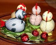 Húsvéti pályázat - Csibék hungarocellből - Kész