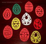 Húsvéti pályázat - Húsvéti dísz dekorgumiból