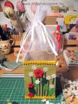 Húsvéti pályázat - Húsvéti doboz locsolóknak - Kész