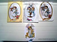 Húsvéti pályázat - Húsvéti 3D képeslap - Kész