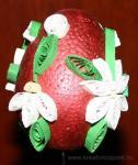Húsvéti pályázat - Quilling tojás