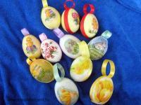 Húsvéti pályázat - Tojás decoupage