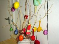 Húsvéti pályázat - Húsvéti fa - Kész a húsvéti fa