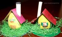 Húsvéti pályázat - Tojásházak - Kész