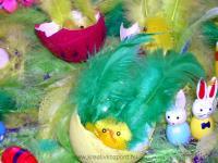 Húsvéti pályázat - Tojáshéjből kelt pipik - Kész