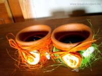 Húsvéti pályázat - Vidám asztali dísz - Kész