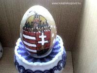 Húsvéti pályázat - Címeres tojás