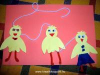 Húsvéti pályázat - Csibefüzér