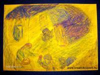 Húsvéti pályázat - Falusi kép