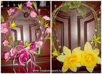 Húsvéti pályázat - Tavaszi (húsvéti) dekoráció - Kész