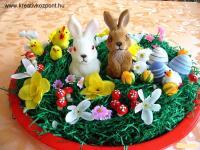 Húsvéti pályázat - Húsvéti mező