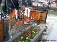 Húsvéti pályázat - Húsvéti vályú