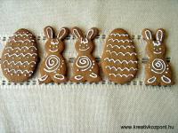Húsvéti pályázat - Mézes nyuszik, tojások