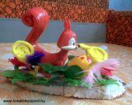 Húsvéti pályázat - Mókusos húsvéti dísz