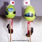 Húsvéti pályázat - Subaru-tojás