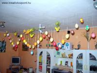 Húsvéti pályázat - Tojásfüggöny
