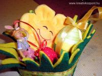 Húsvéti pályázat - Tojástartó doboz