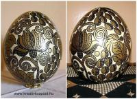 Húsvéti pályázat -Aranyos festett tojások