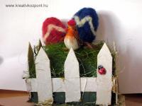 Húsvéti pályázat - Húsvéti asztaldísz