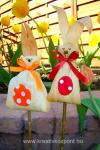 Húsvéti pályázat -Csuhé nyuszik