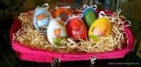 Húsvéti pályázat - Dekopázsolt húsvéti tojások  - Kész