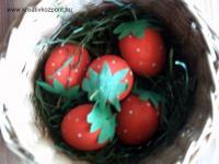 Húsvéti pályázat - Eper tojásból - Kész