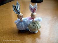 Húsvéti pályázat - Húsvéti nyuszik - Kész