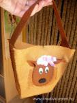 Húsvéti pályázat - Húsvéti táska barikával