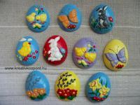 Húsvéti hűtőmágnesek