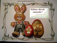 Húsvéti pályázat - Húsvéti mézeskalácsok