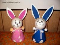Húsvéti pályázat - Húsvéti nyuszipár